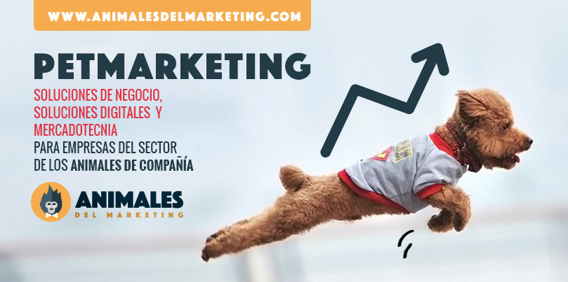 Marketing para empresas del sector mascotas, AnimalesdelMarketing.com
